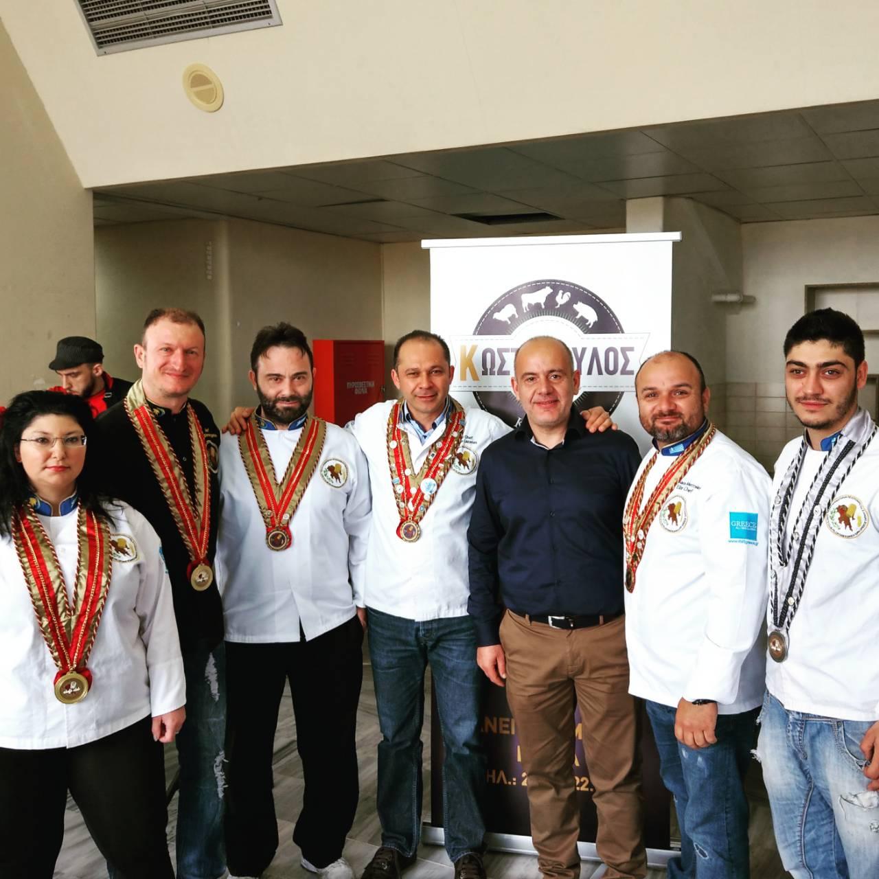 Σε διαγωνισμό μαγειρικής οι master chef της Δυτικής Ελλάδας